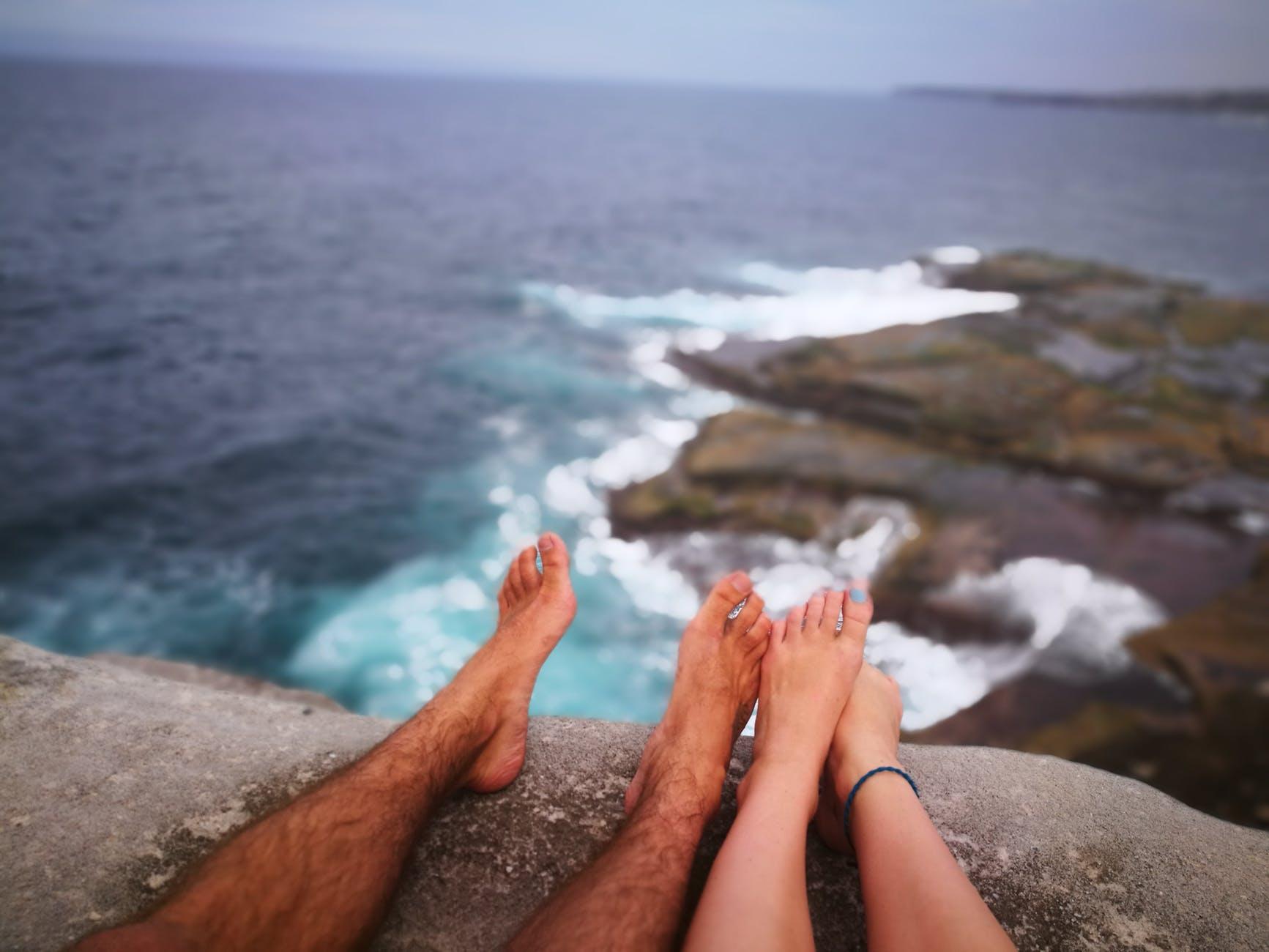human s feet