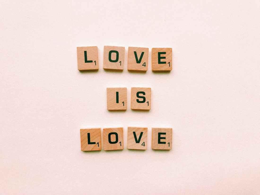 alphabets cubes letters love